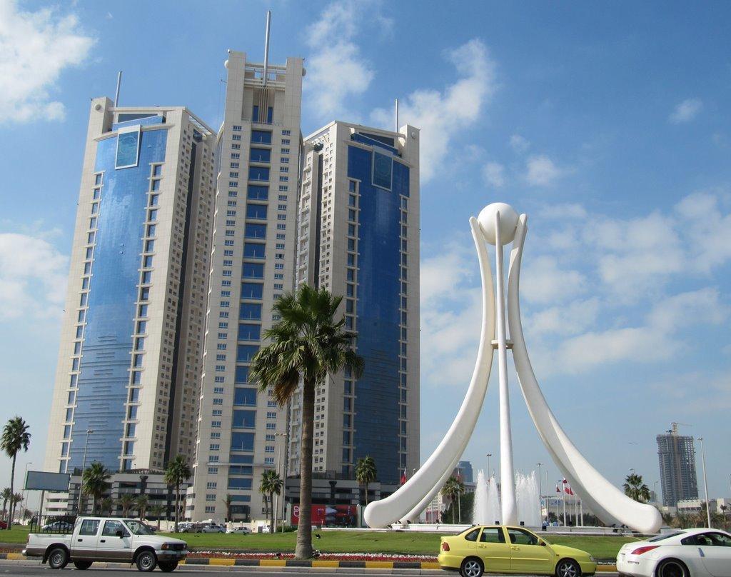 Бахрейн! Прекрасные условия для отдыха и занятий водными видами спорта.