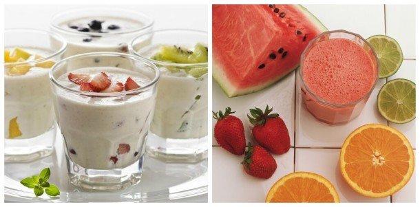 Вкусные коктейли для похудения рецепты в домашних условиях