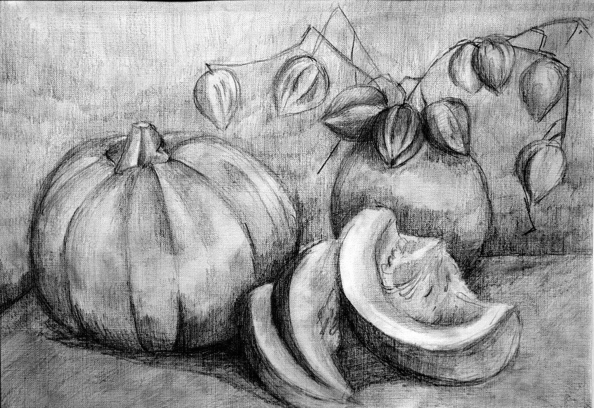 этих картинки фруктов и овощей рисовать карандашом пользователи только