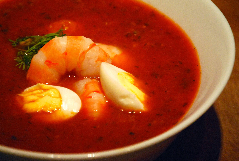 Средиземноморский суп пюре 10