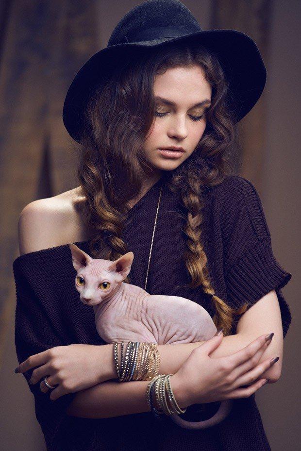 идеи для фотосессии кошек жизни