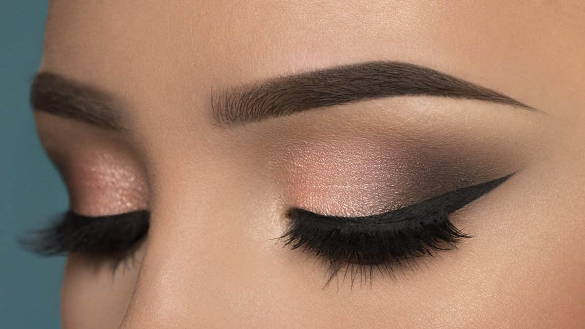 Soft Rosy Smokey Eye Makeup Tutorial Youtube Card From User