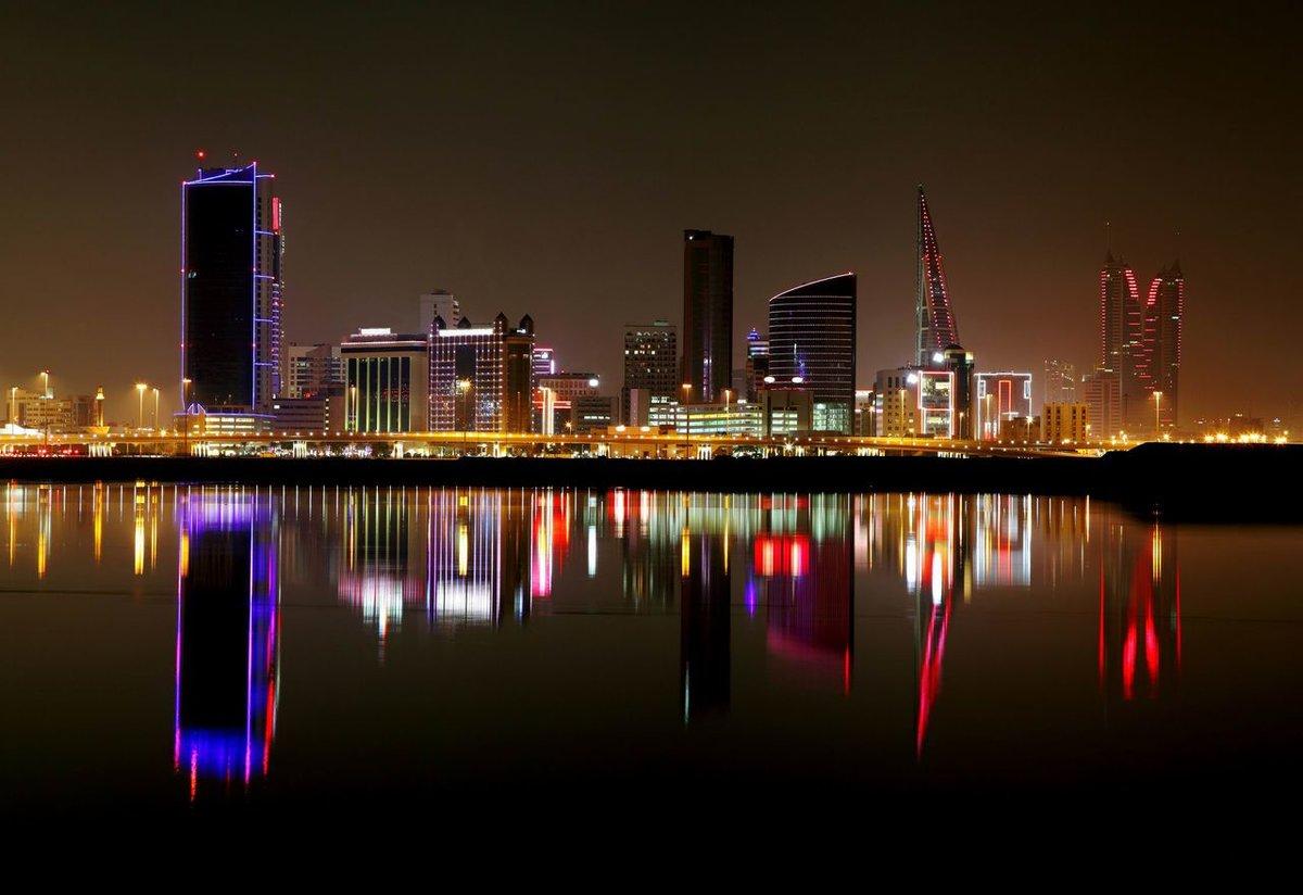 Бахрейн манама город ночью сток картинки