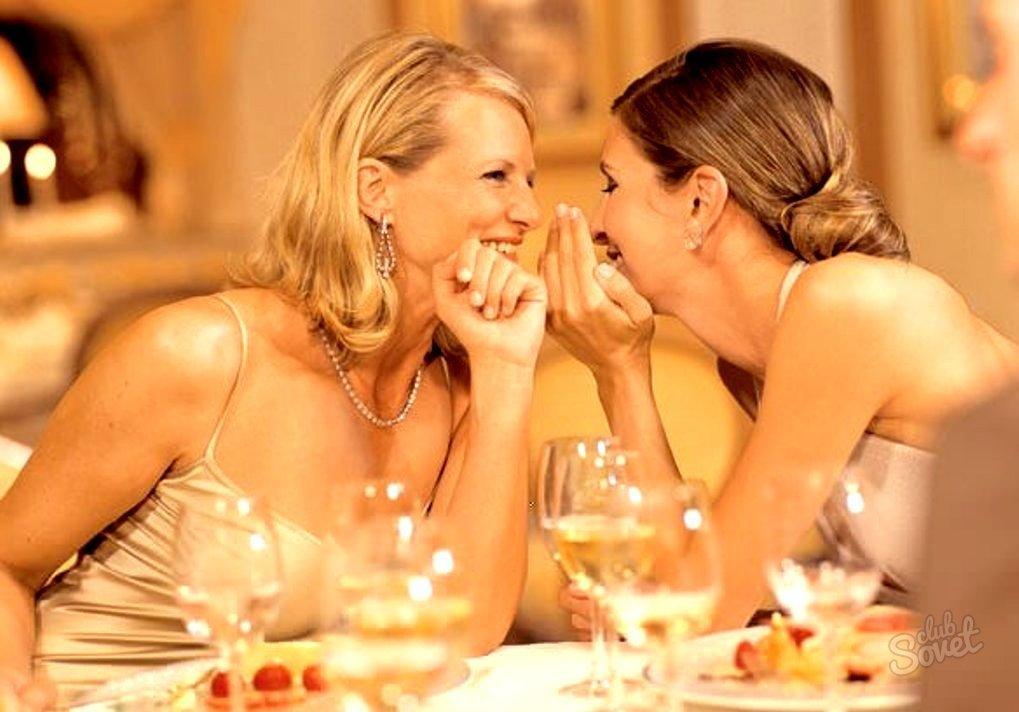 элементов порно ужин ресторан лесбиянки чего доводит