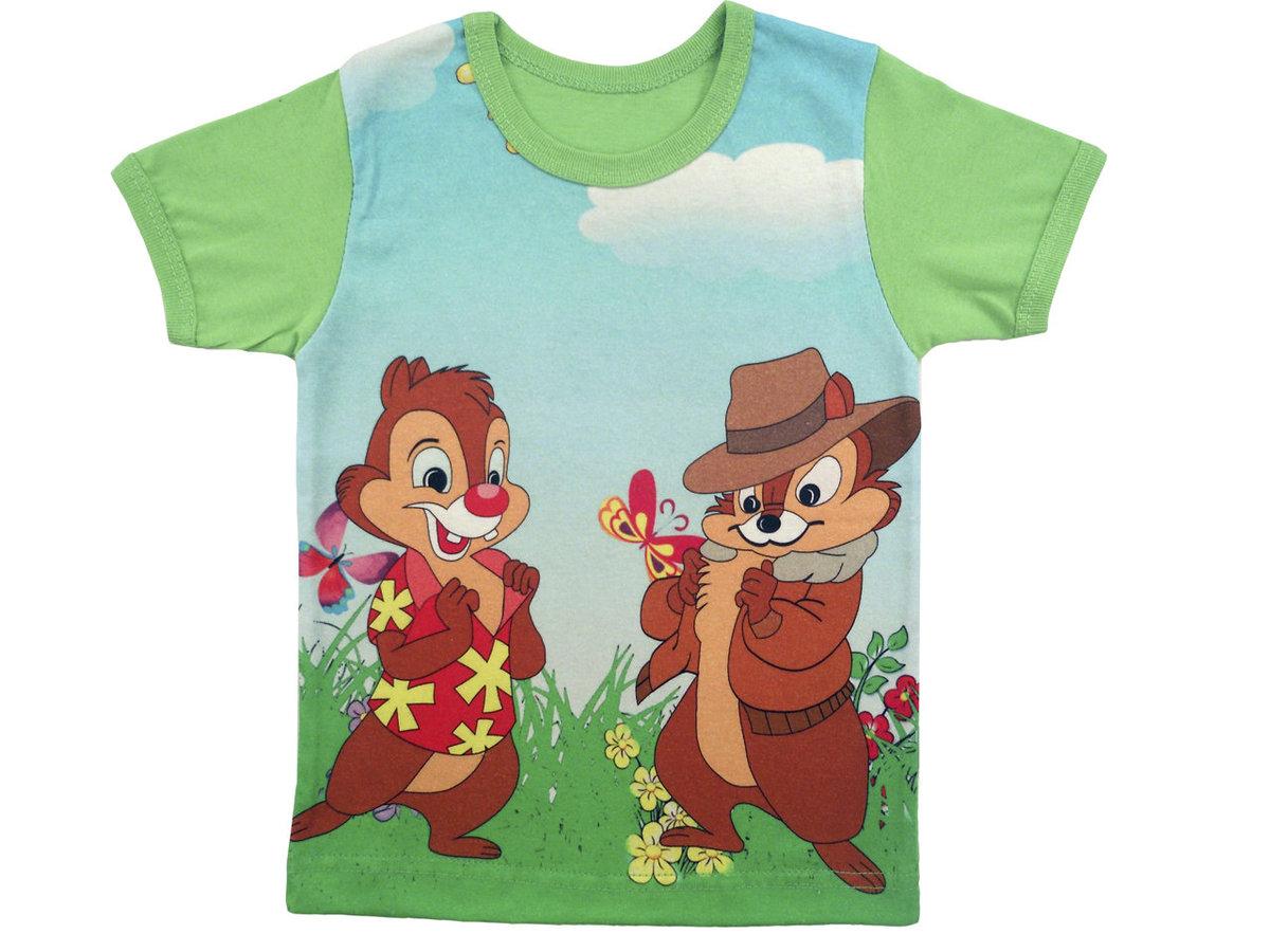 с чем носить футболки с мультяшными героями