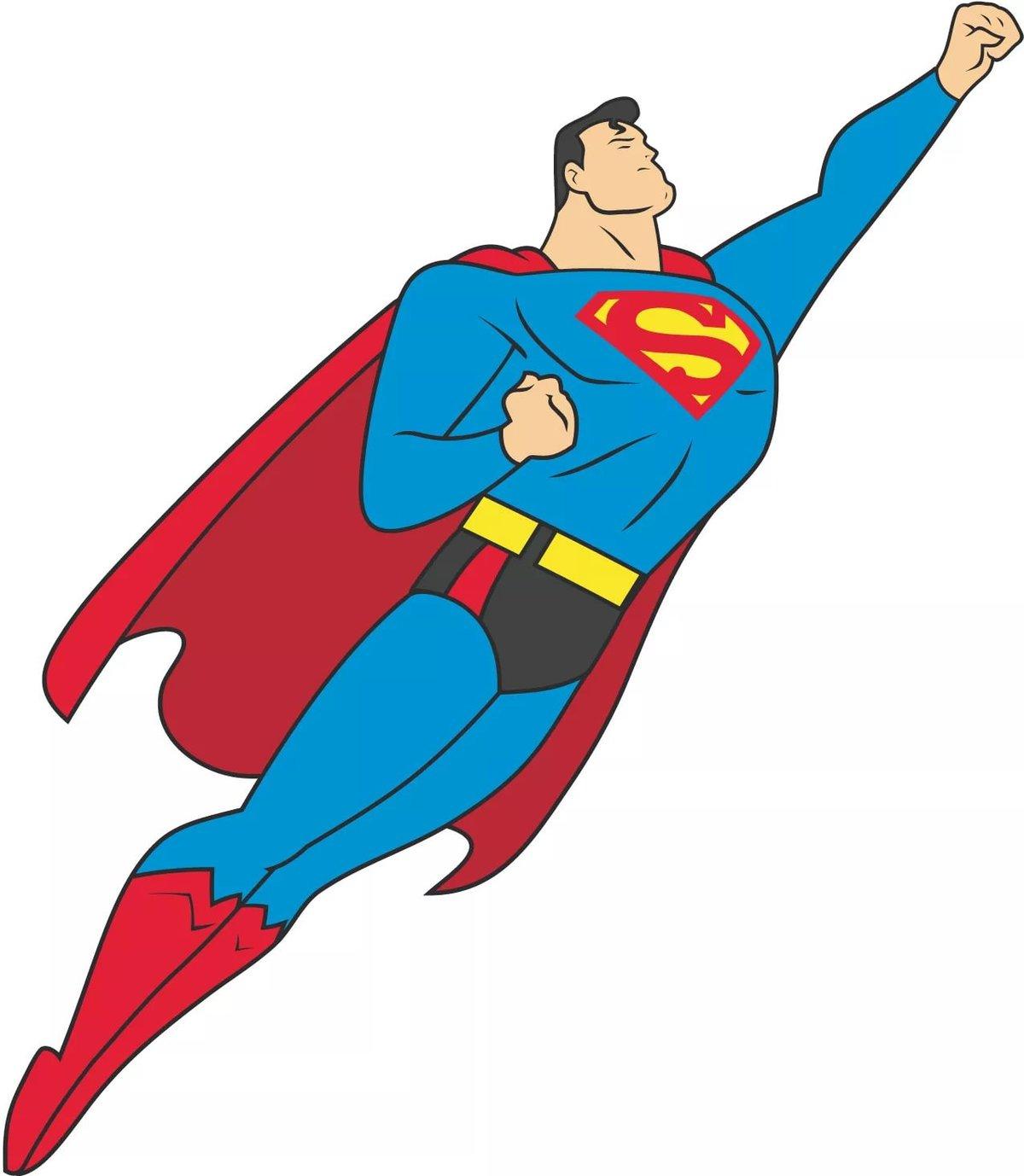 Супергерой в картинках, маме