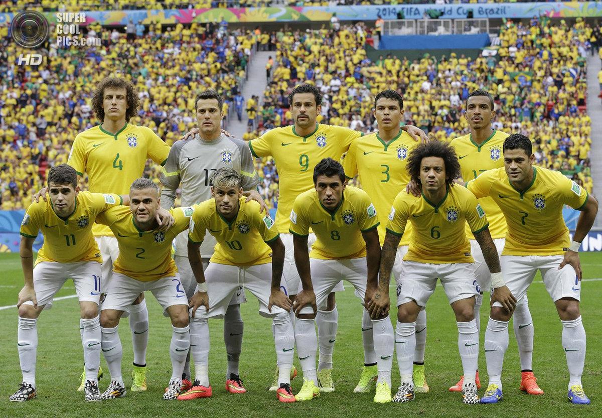 Сборная по футболу бразилия картинки