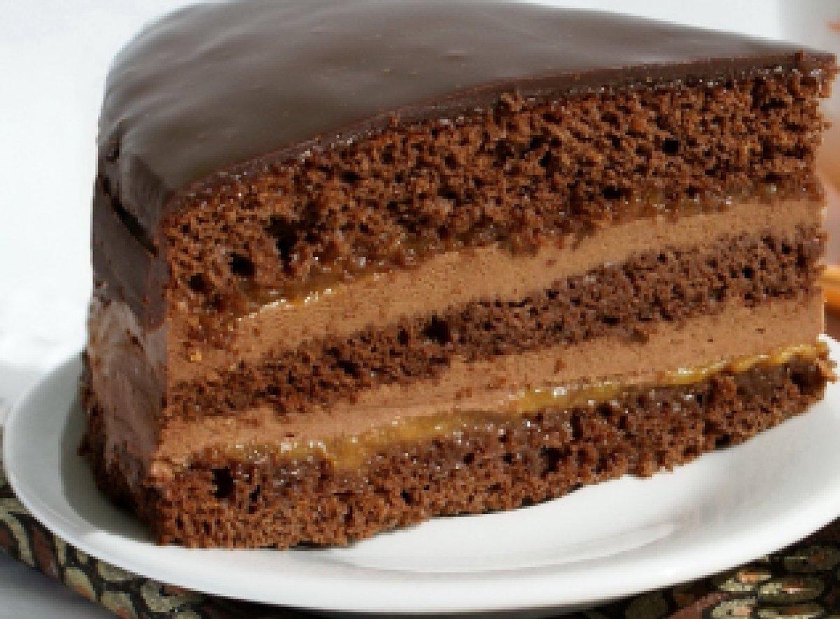 Сахар., верх торта перед глазурью покрыть абрикосовым джемом (есть варианты, см.