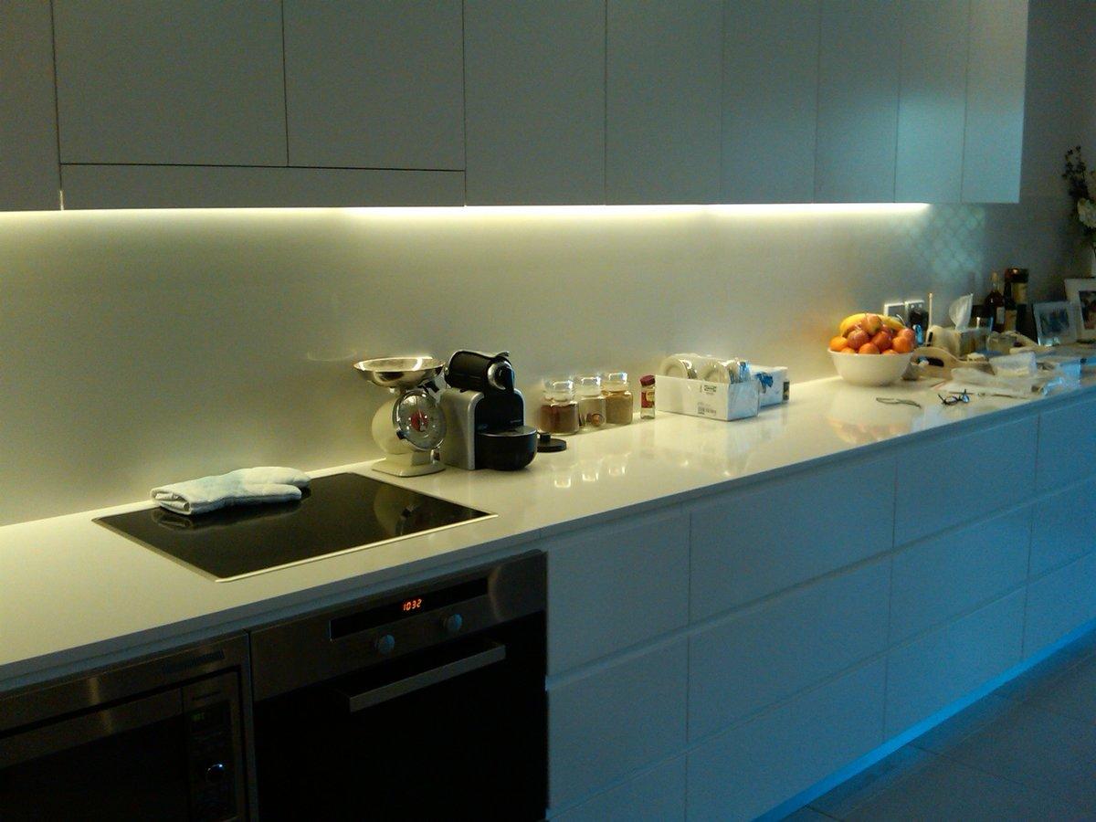 светодиодная подсветка рабочей зоны кухни своими руками