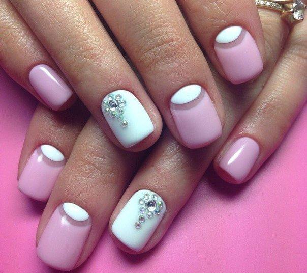нашем интернет-магазине делаем красивые ногти гель лак фото его помощью наложить