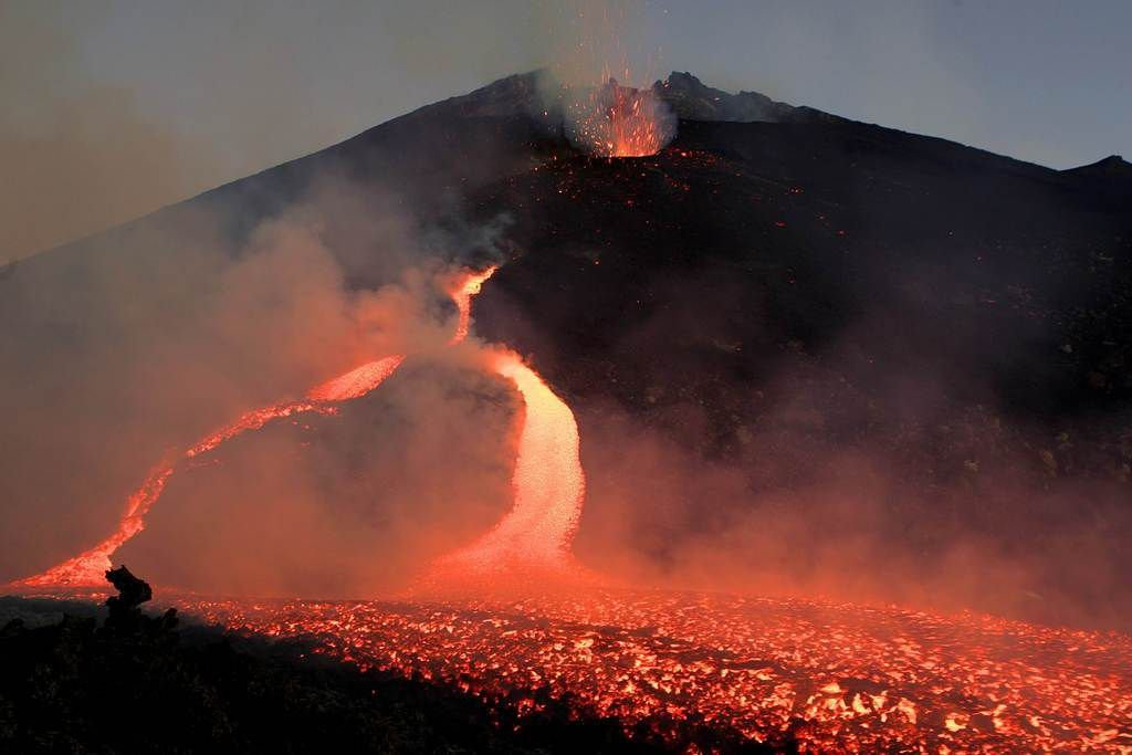 этна официальный сайт вулкан