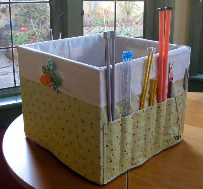 Ящик из картона для хранения своими руками