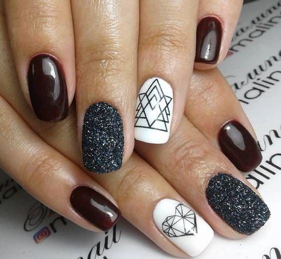 Идеи Маникюра На Короткие Ногти Гель