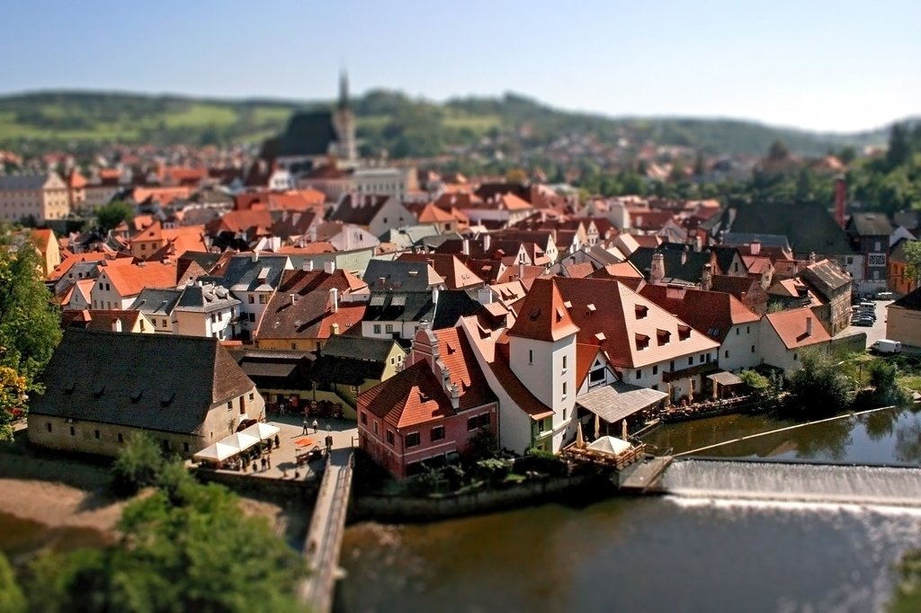 Самый маленький город картинки