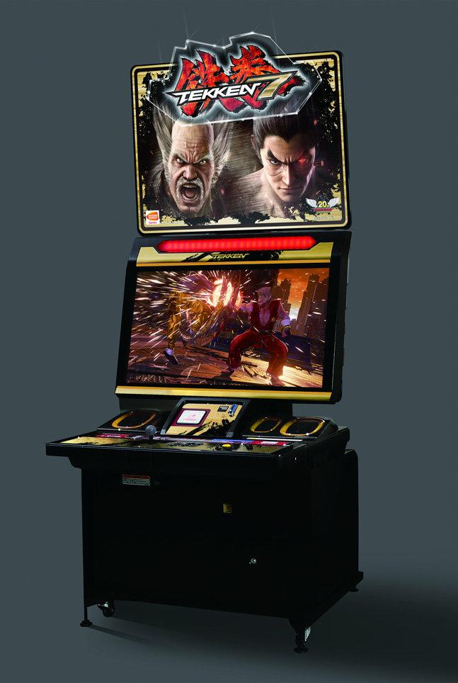 Ігрові автомати tekken