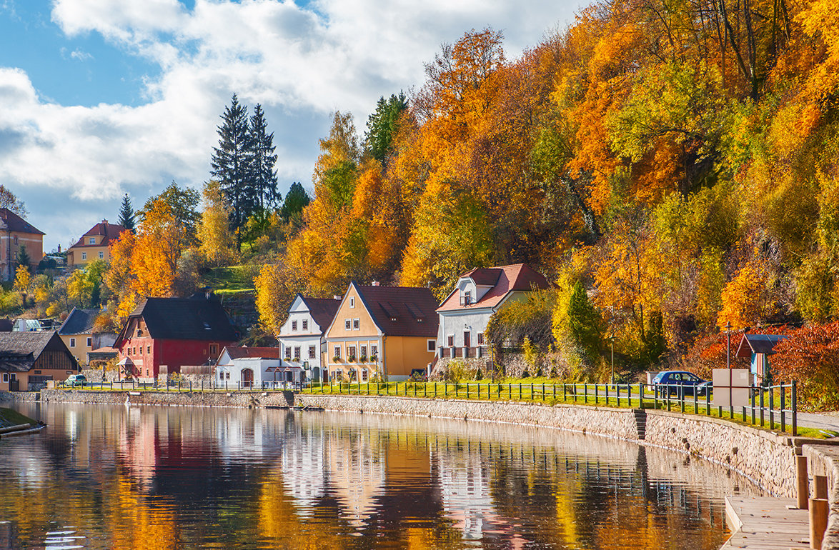 Картинки осень в европе