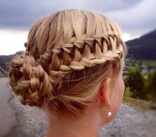 легенды, плетения для длинных волос с картинками превосходный