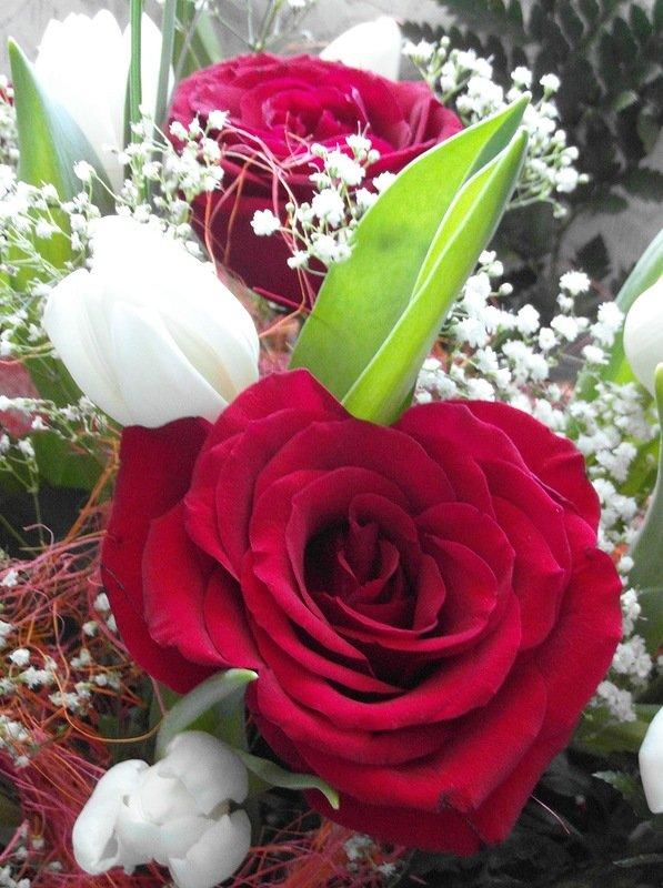 школе поздравление королева цветов про поделки