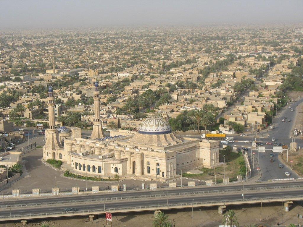 багдад сегодня фото них есть