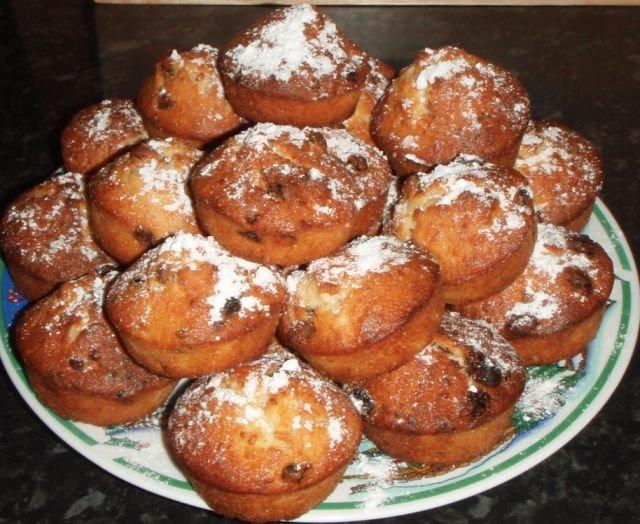 Сделать кексы в домашних условиях формочках рецепт