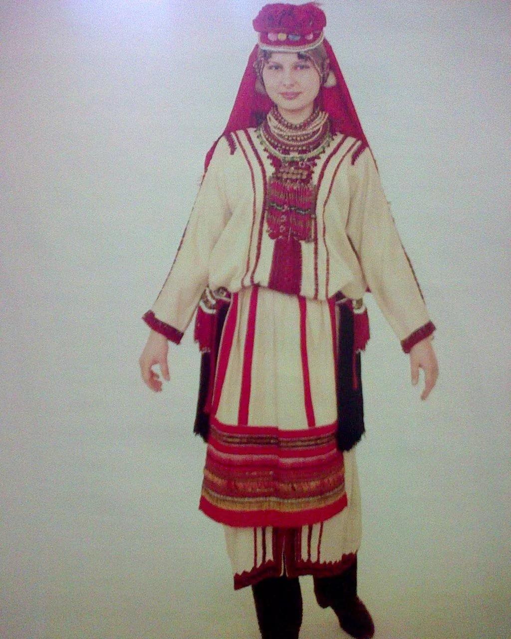 мордовский костюм женский картинки рисунок создали подборку