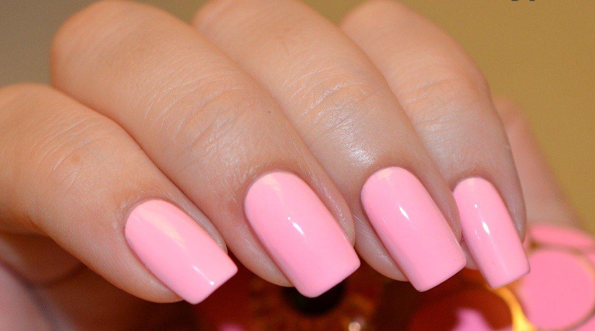 Шеллак Фото Розовые Оттенки