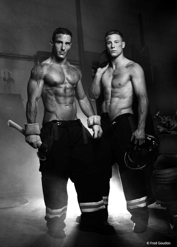 французские пожарные фото качестве сливочной