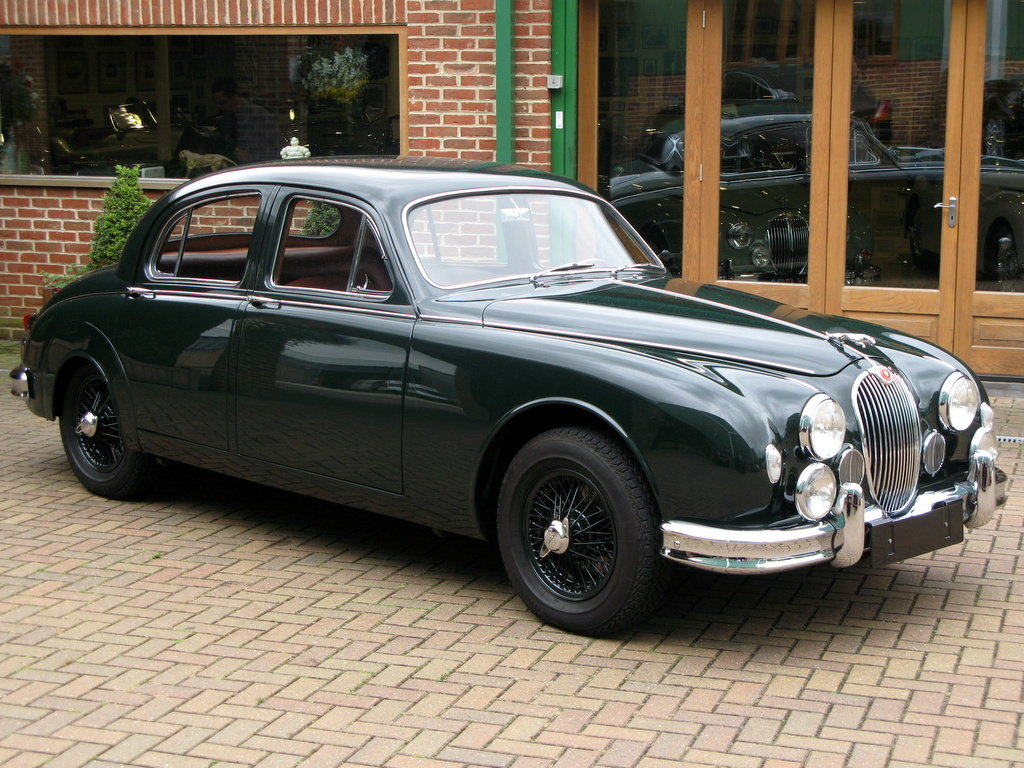 """jaguar mk1 3.4 lhd - jd classics"""" — card from user dr.who1963 in"""