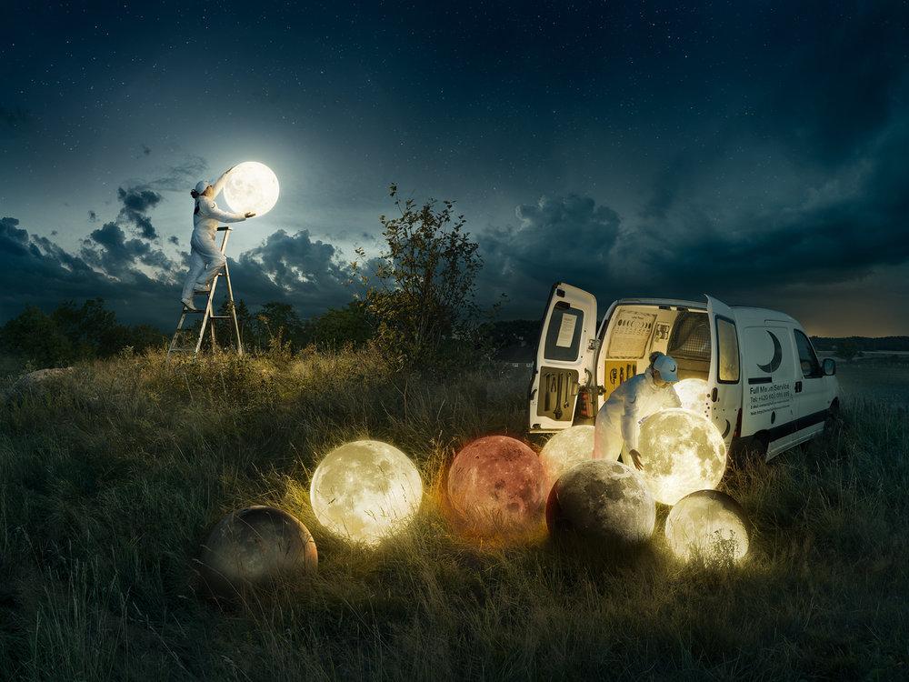 Хрюшками картинки, луна картинки смешные