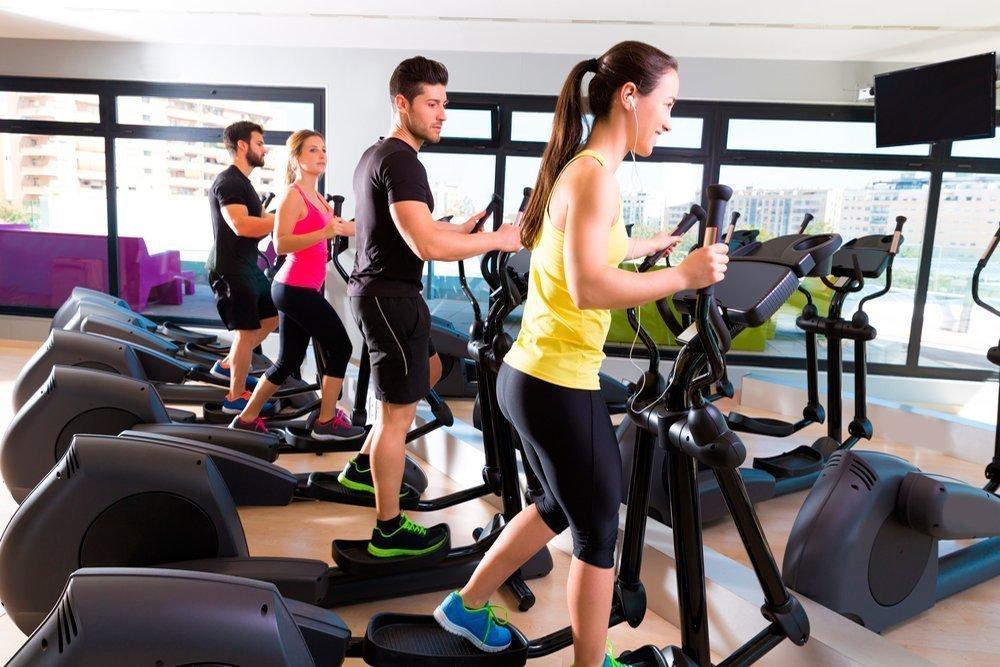 похудение в спортзале с чего начать