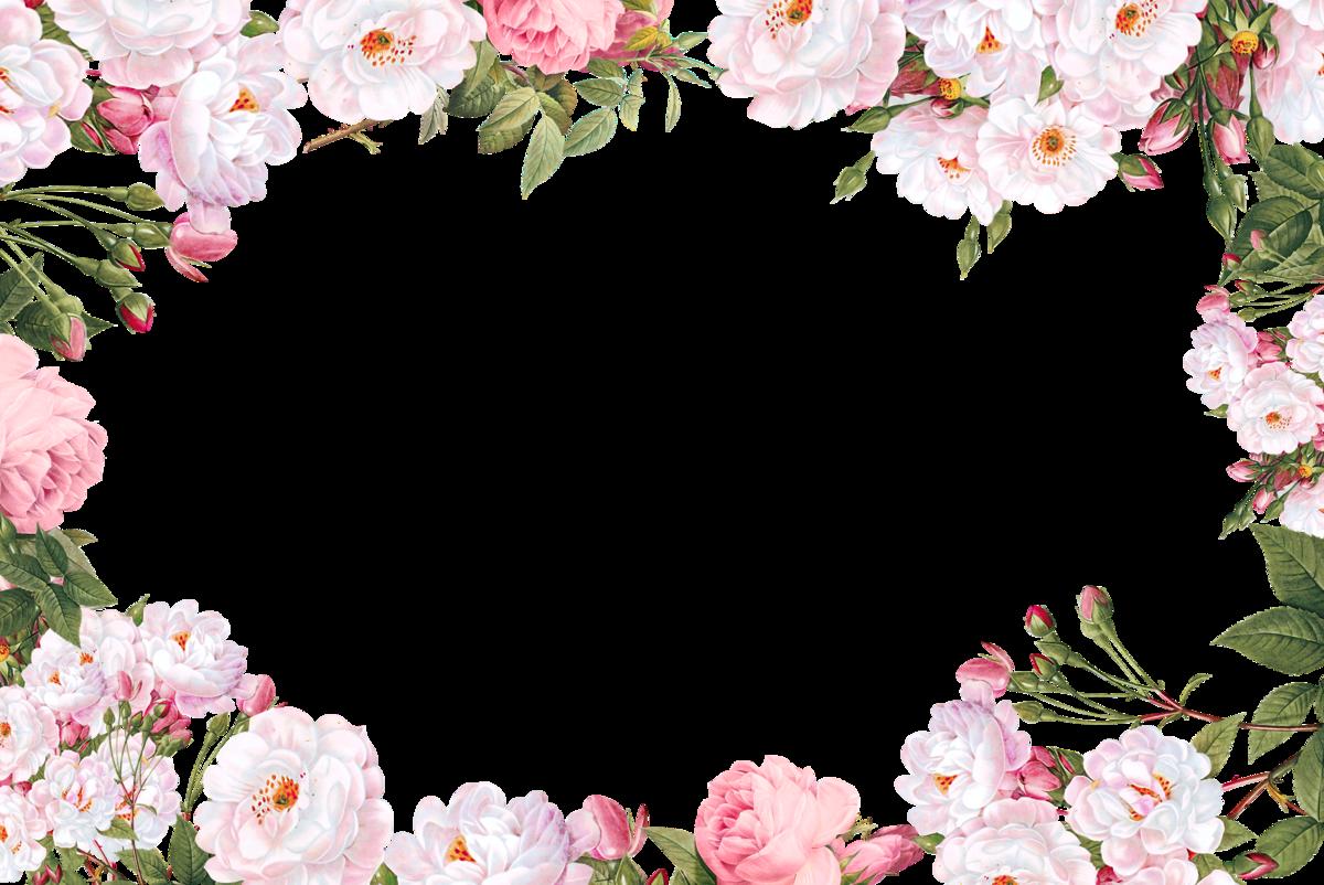 Цветы шаблон открытки