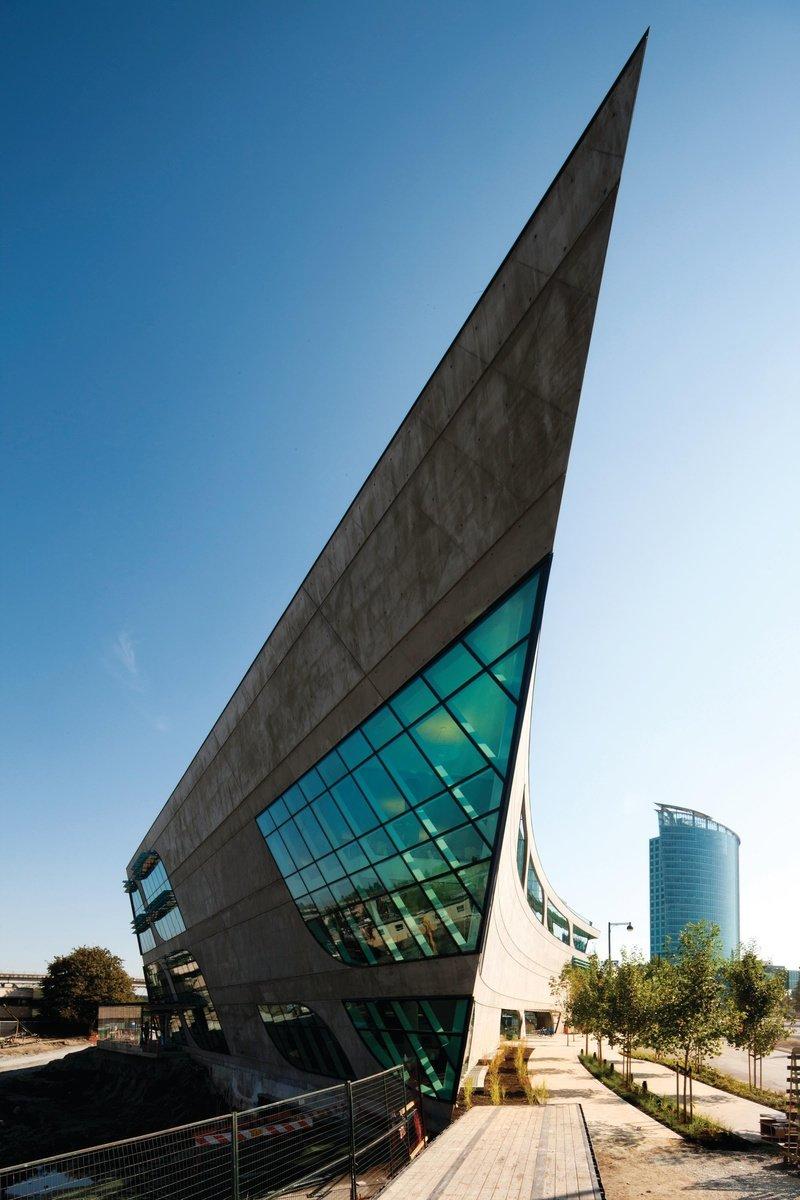 современная архитектура 21 века фото