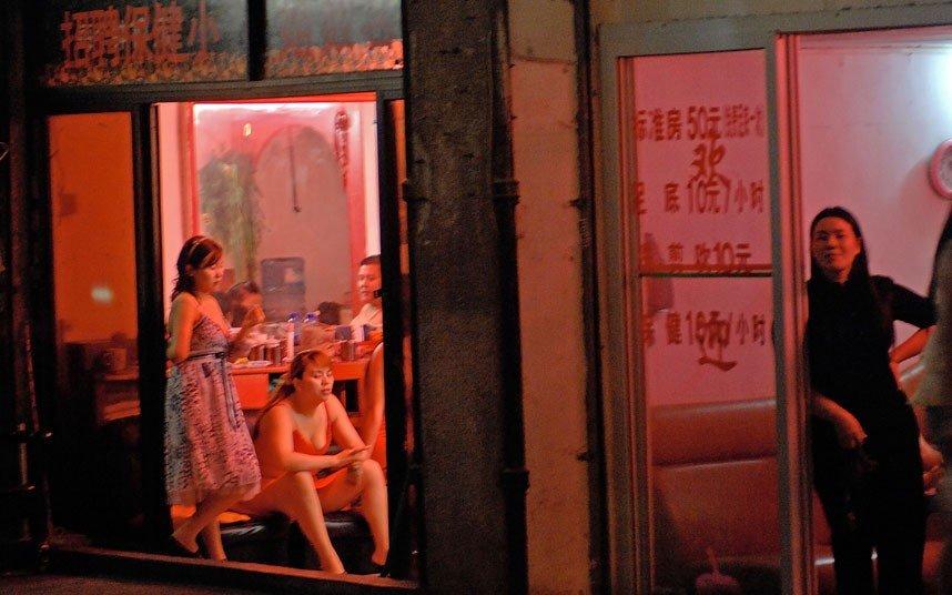 Кто Снимал Проституток В Гонконге