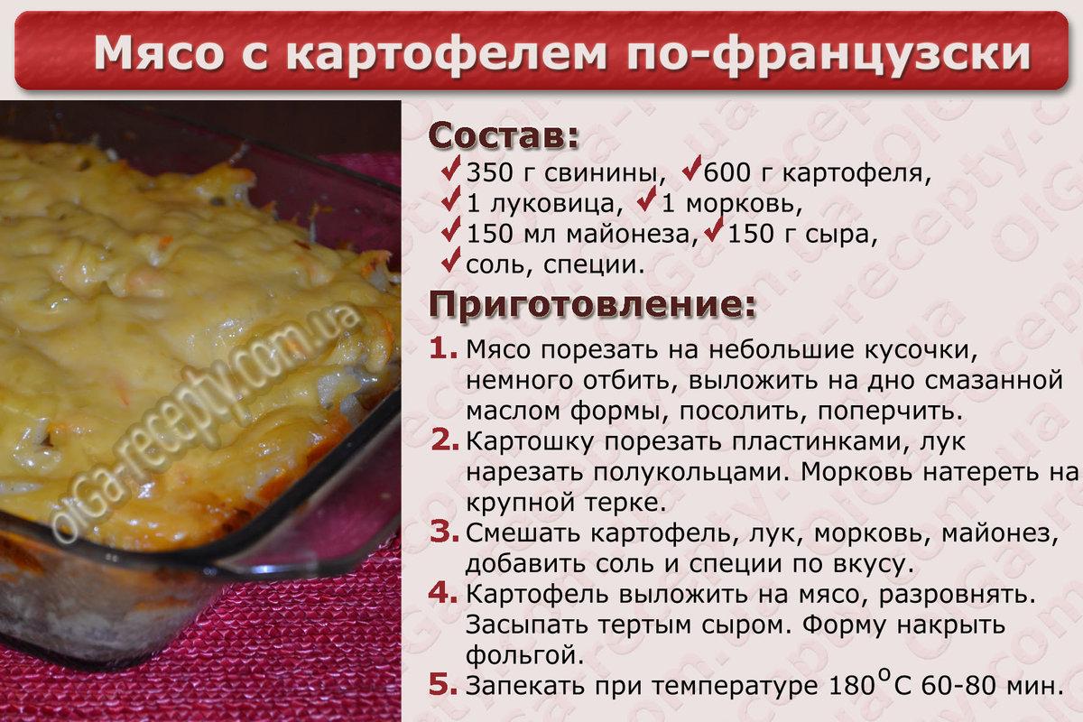 рецепт мясного блюда с картинками храм