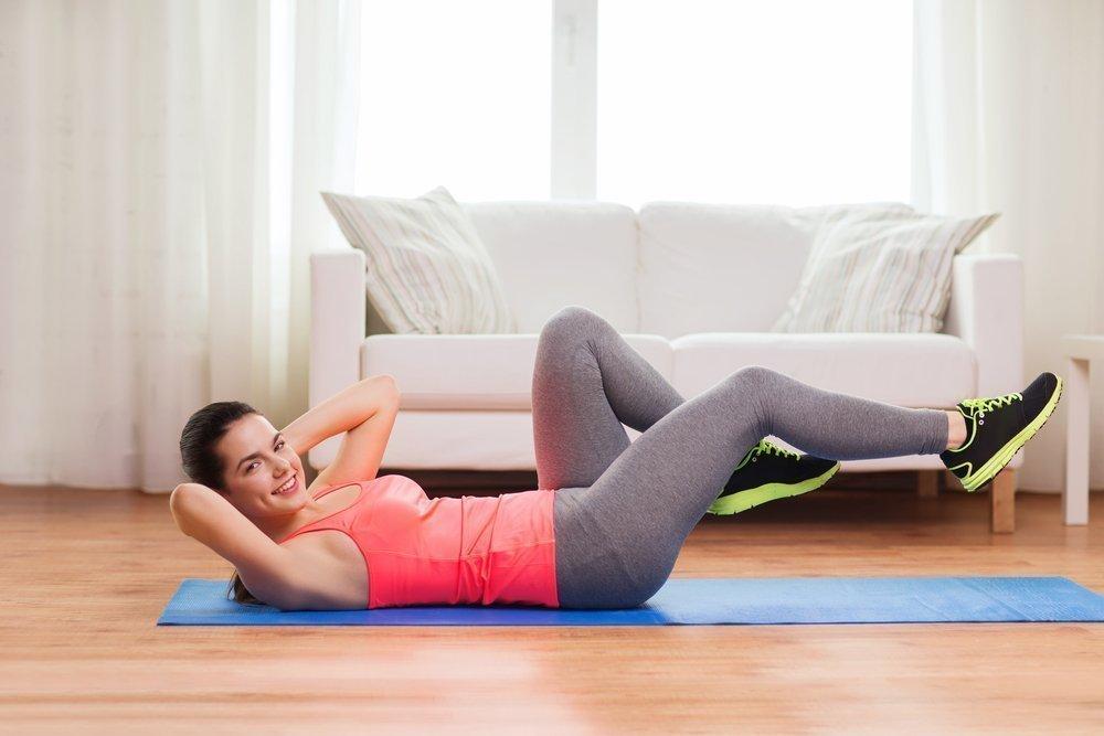 получасовая тренировка для похудения