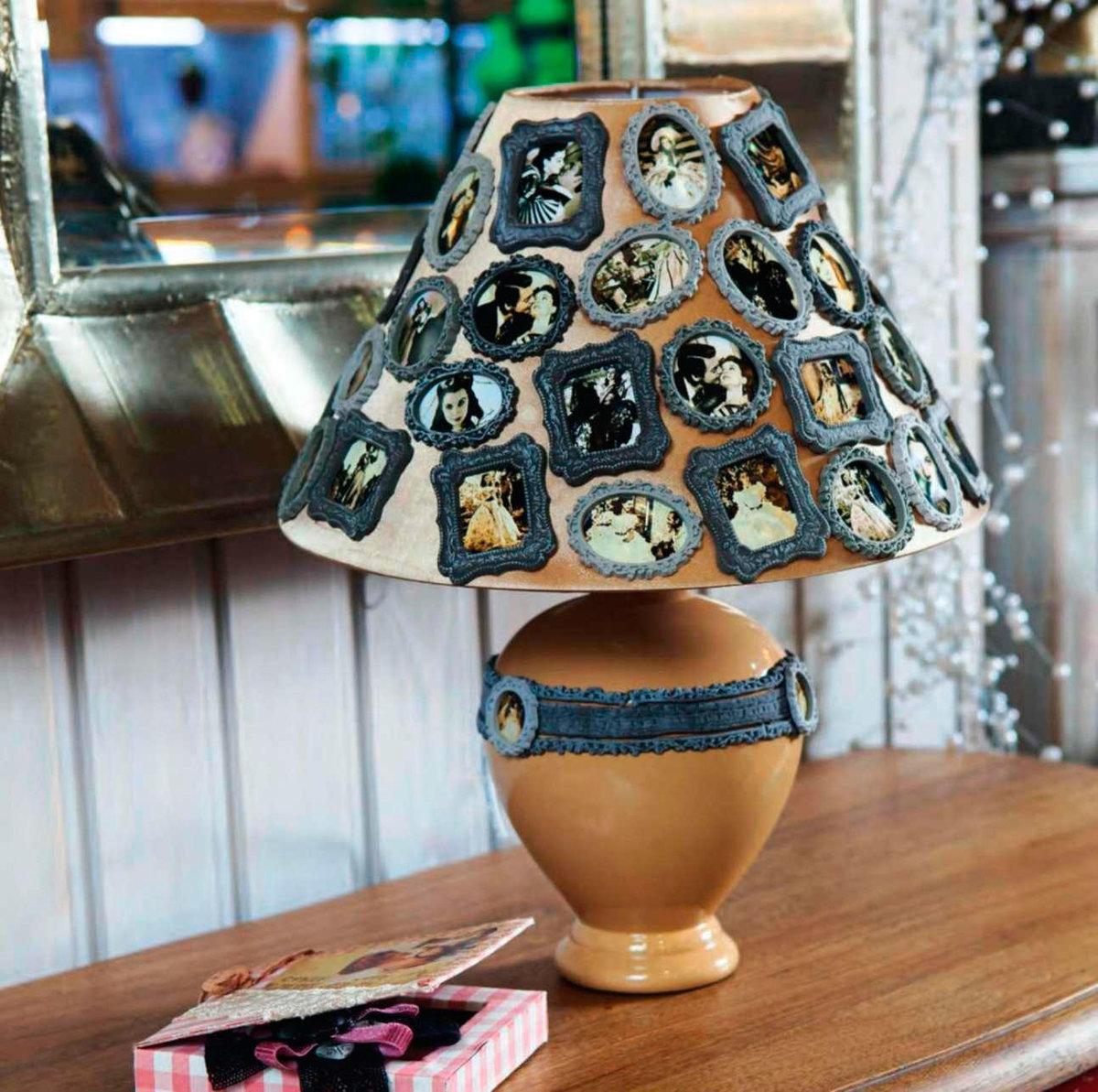 лучших как сделать настольную лампу своими руками фото картинки