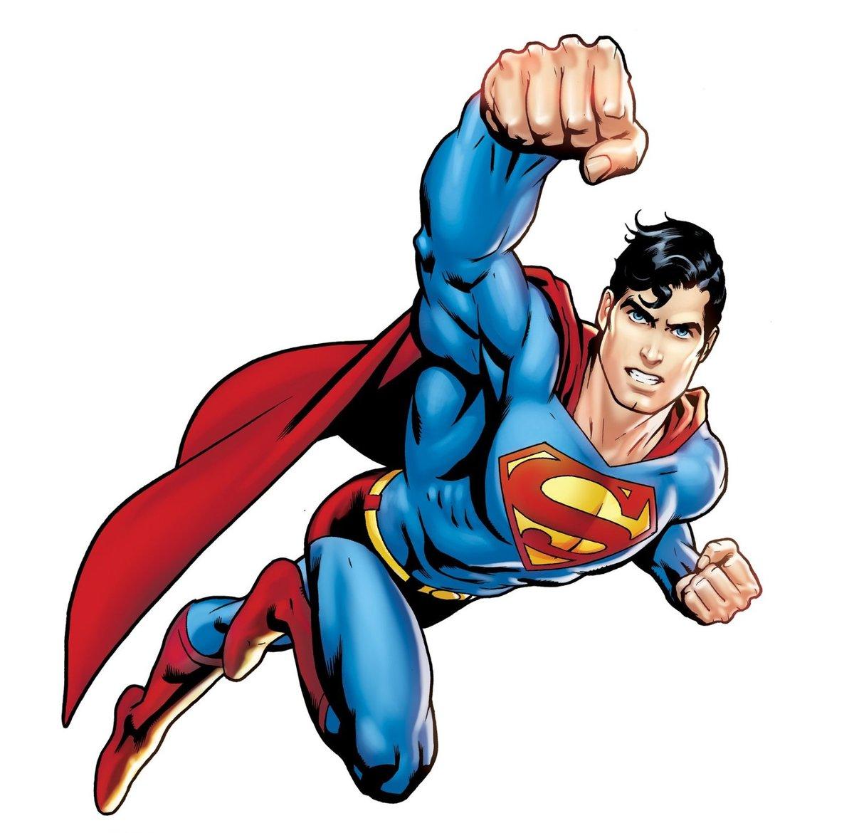 Супермен в картинках