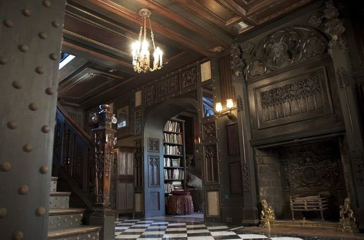 gothic style architecture houses interior 5 house design ideas rh yandex com american gothic house interior american gothic house interior