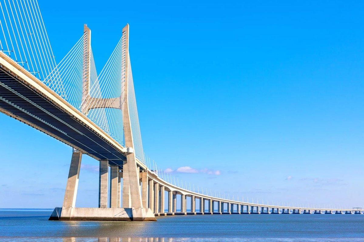 покрытие моста в лиссабон X-Static