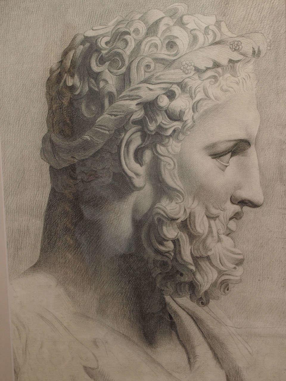 картинки головы скульптуры нас