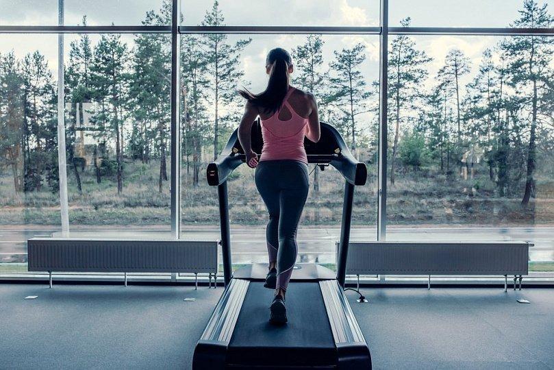 Спорт зал похудеть
