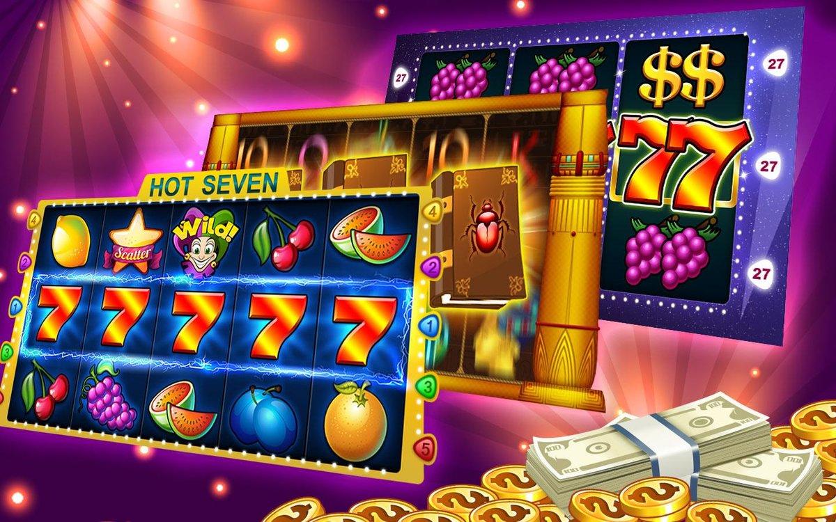 Бесплатные игровые автоматы играть онлайн