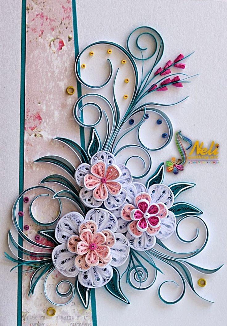 Кировск, мастер класс цветы для открытки