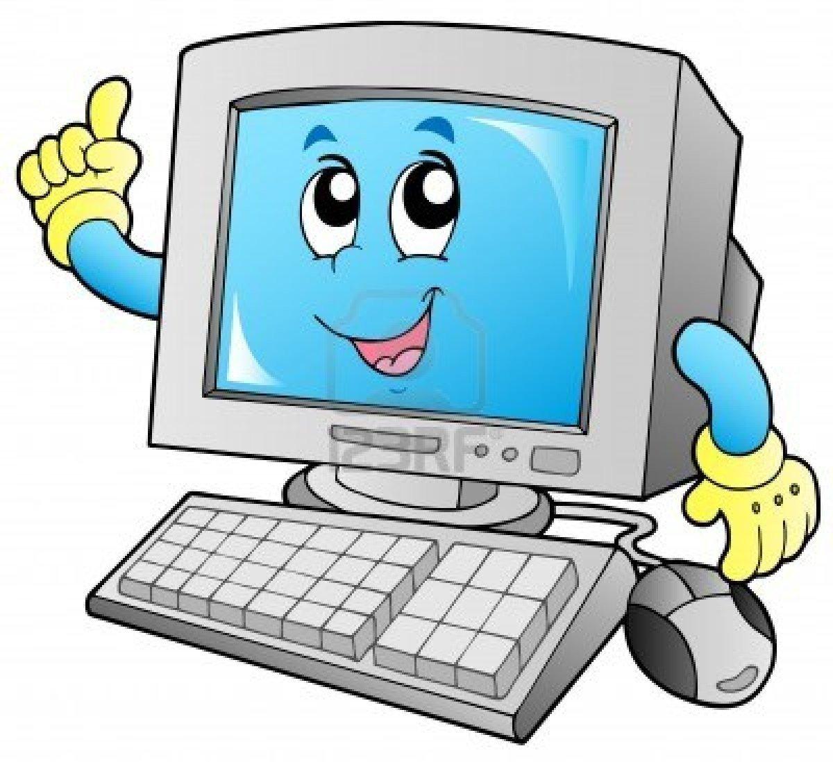Веселые картинки про компьютеры, днем рождения братишка