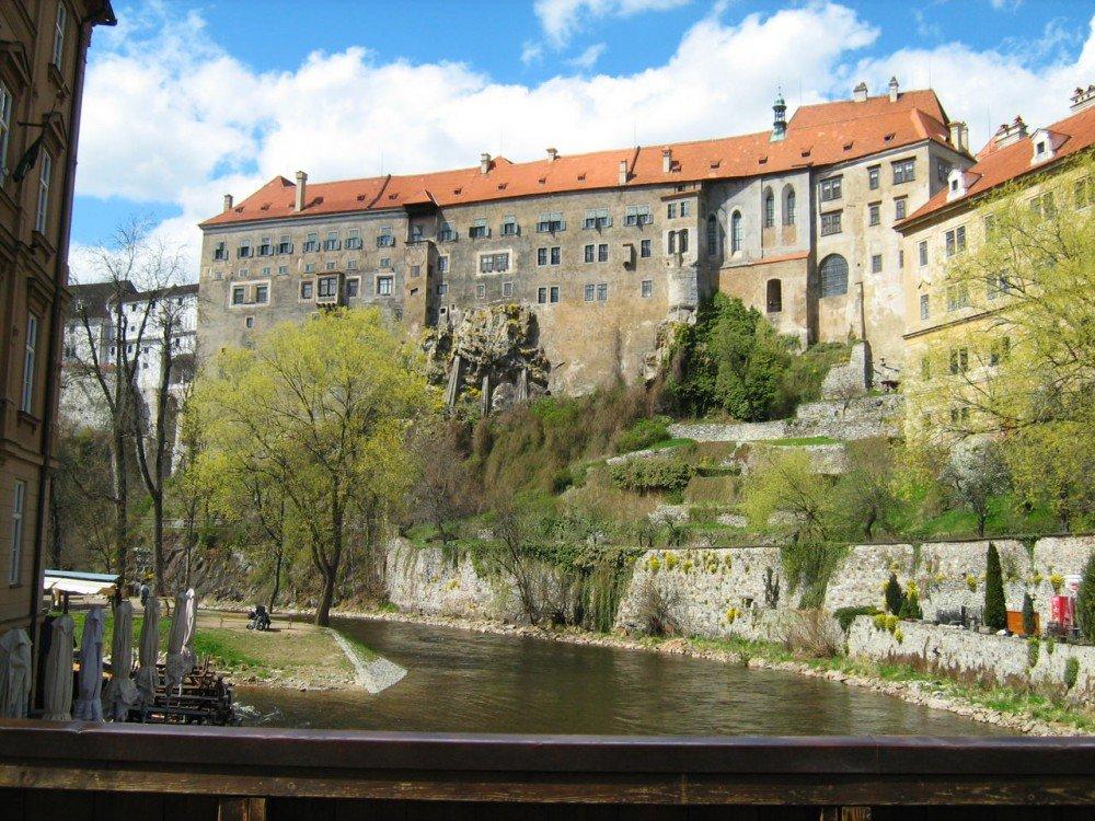 вспышки замки чешский крумлов фото прием вынести лестницу