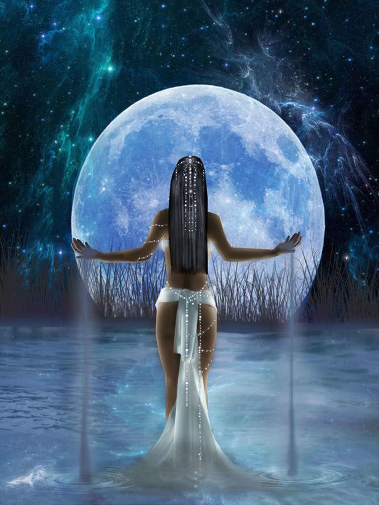Красивый рассвет, женщина богиня картинки прикольные