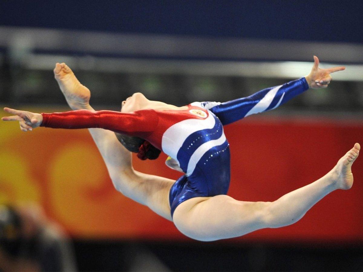 картинки женская гимнастика принтере создать