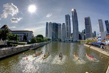 Сингапур гребля