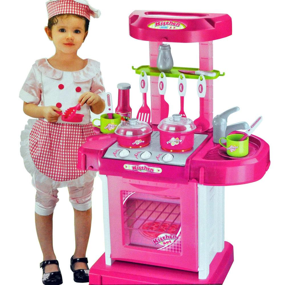 Детская кухня - лучший подарок для девочки