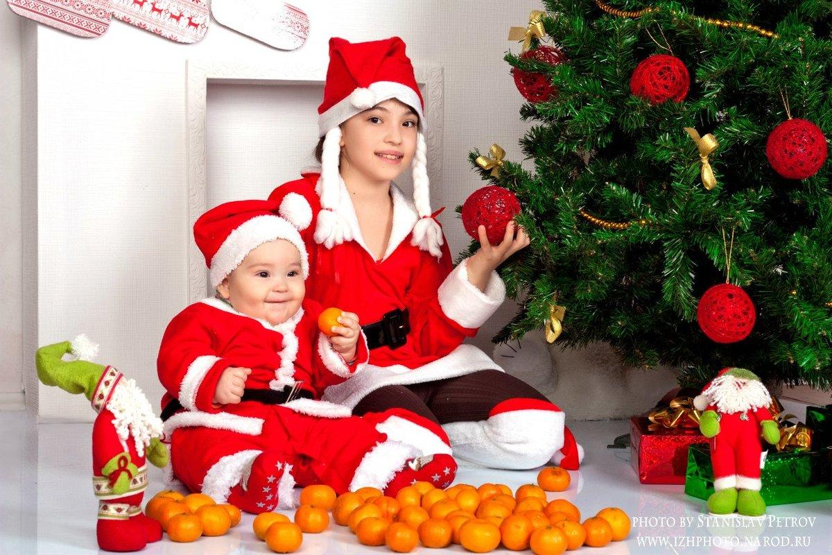 квартиру идеи новогодних фотосессий дома с детьми дни государственных праздников